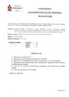 Compte rendu CM du 26 juin 2020