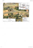 PLAN TRAVAUX AMENAGEMENT LATERAL RD 25